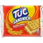 Cracker Tuc smoked cheese 112g