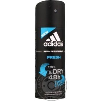 Deodorant Adidas for man 150ml - buy, prices for Novus - image 1