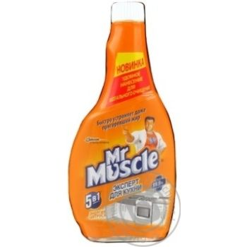 Mr. Muscle Means Expert Citrus energy for the kitchen of a reserve 450 ml - buy, prices for Novus - image 2