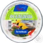 Fish herring Cousteau pineapple preserves 200g