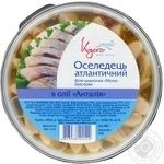Fish herring Cousteau preserves 180g