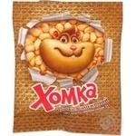 Ядра арахісу смажені солоні Хомка 35г