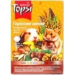 Topsi Nut menu Food for rodents 510g