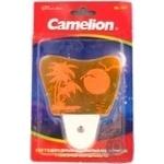 Нiчник Camelion Сенсор NL-101 Пальма