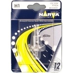 Лампа Narva 48320 H1 55W P14,5s 12V блістер 1шт арт. 302175