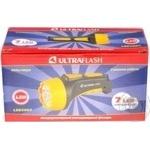 Ліхтар акумуляторний Ultraflash Led3807 7Led