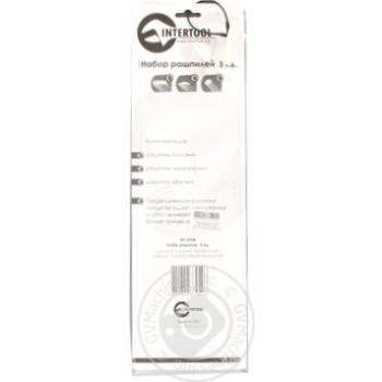Набір рашпілів InterTool 3 од.HT-3704 - купити, ціни на Novus - фото 2