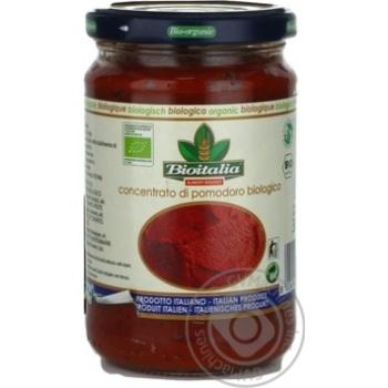 Tomato paste Bioitalia 300g - buy, prices for Novus - image 1