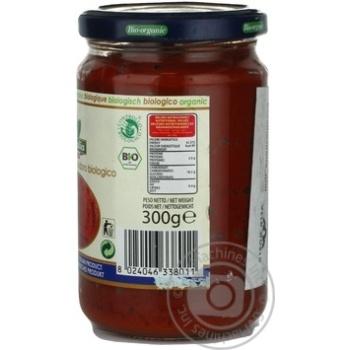 Tomato paste Bioitalia 300g - buy, prices for Novus - image 4