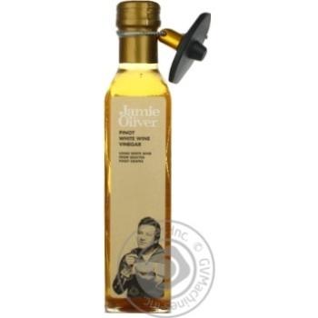 Оцет білий винний Піно JamieOliver 250м