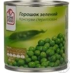 Vegetables pea Fine food pea 400g can Hungary