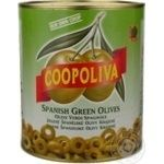 olive Coopoliva pitted can