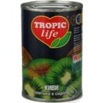 Ківі Tropic Life скибочки в сиропі 425г - купити, ціни на Фуршет - фото 3