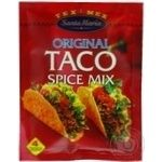 Spices Santa maria for taco 40g Sweden
