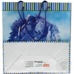 Пакет подарунковий B АртПрезент - купить, цены на Novus - фото 8
