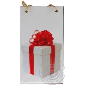 Пакет Sabona подарунковий 180х100см - купити, ціни на Novus - фото 7