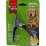 Ножницы для когтей Topsi металлические 11,5 см