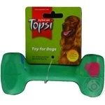 Toy Topsi rubber for pets