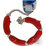 Іграшка Trixie для тварин Сосиски на мотузці 3252 х4 - купить, цены на МегаМаркет - фото 4