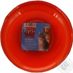 Bowl Topsi for pets 250ml