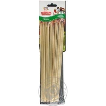 Палички Eventa бамбукові 24шт/уп - купити, ціни на Фуршет - фото 7