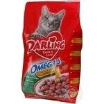 Корм Дарлинг сухие для котов 2000г Венгрия