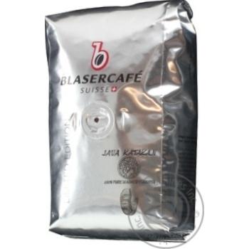 Кофе Блазеркафе Лимитед Эдишн Ява Катакан жареный в зернах 250г Швейцария - купить, цены на МегаМаркет - фото 4