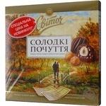 Candy Svitoch Sweet feelings 194g box Ukraine