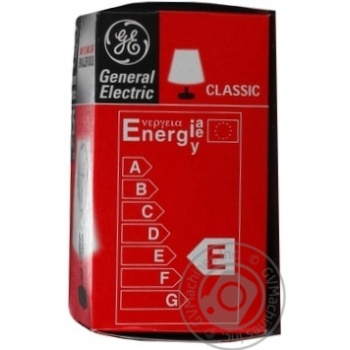 Bulb General electric e27 75w 240v - buy, prices for Novus - image 4