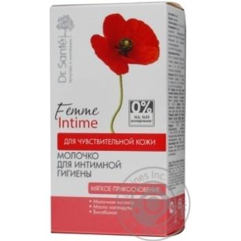 Молочко для інтимної гігієни Dr Sante М'який дотик 230мл - купити, ціни на МегаМаркет - фото 3