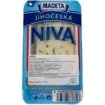 Сир Ніва порц.з гол.плісн.Мадета 110г