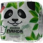 Бумага туалетная Снежная панда 8шт Украина