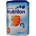 Суміш молочна Нутриція Нутрилон 3 суха для дітей з 12 до 18 місяців 800г Нідерланди