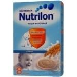 Каша детская Нутрилон Четыре злака молочная с 8 месяцев 225г Португалия
