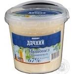 Mayonnaise Dachnuy Provansal 67% 900g Ukraine