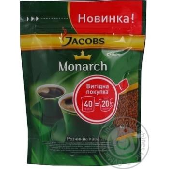 Кофе Якобс Монарх растворимый 40г Германия