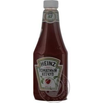 Кетчуп Heinz томатный 875мл 1кг