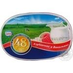 Морозиво Ваніль-Полуниця 48 коп.Nestle 850мл