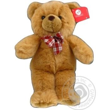 Іграшка Ведмедик Аврора К9910314 - купить, цены на Novus - фото 3