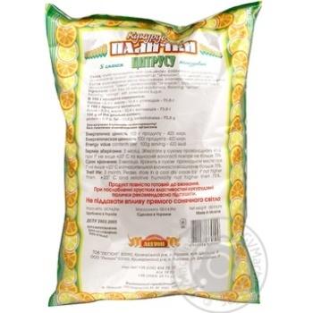 Палочки Легион кукурузные неглазированные со вкусом цитруса 150г - купить, цены на Ашан - фото 2