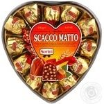 Candy Sorіnі Scacco matto with chocolate 180g box Italy