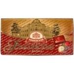 Шоколад черный Бабаевский горький с фундуком плиточный 100г Россия