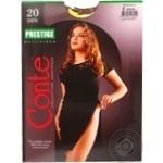 Колготы Conte Prestige 20 Den р.5 bronz шт - купить, цены на МегаМаркет - фото 1