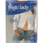 Колготи Magic Lady Style жіночі бежеві 40ден 3р
