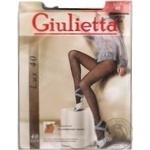 Колготи Giulietta занижена талія lux 40 nero 2