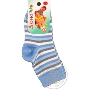 Носки детские Дюна белые размер 14-16 456 - купить, цены на Фуршет - фото 8
