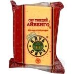 Сыр Клуб Сыра Айвенго твердый без растительных жиров 45% 225г Украина