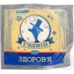 Сыр Геркулес Гудвин Здоровье мягкий 40% Украина