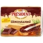 Processed chocolate cheese spread 30% 200g plastic cup Russia