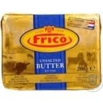Butter Frico cream unsalted 82% 200g Holland